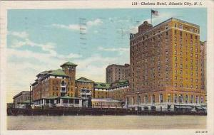 New Jersey Atlantic City Chelsea Hotel 1944