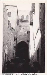 RP: Street in Jerusalem , Israel, 20-40s #2