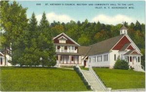 St. Anthony's Church, Rectory & Community Hall, Inlet, New York, Linen