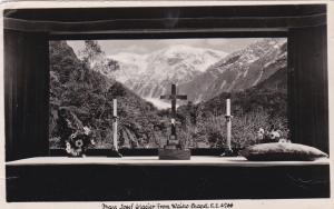 RP: Franz Joseph Glacier from Waiho Chapel , New Zealand , 20-30s