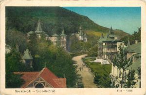 Romania Sovata Bai Vile