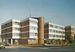 Slovakia Dunajská Streda district agricultural management building