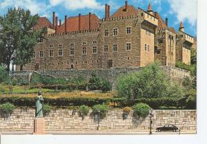 Postal 022601 : Palacio de los Duques de Braganza, Guimaraes - Portugal