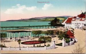 Rapperswil Jona Switzerland c1928 Postcard E40