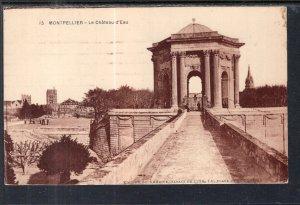 Le Chateau d'Eau,Montpellier,France BIN