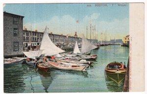 Boston, T Wharf