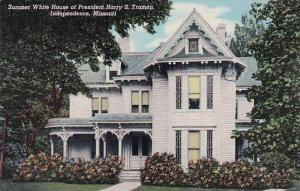 Summer White House Of President Harry S Truman Independence Missouri