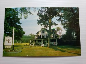 Vintage Postcard Oxford Inn New Hampshire Connecticut River Owners  Vos unposted