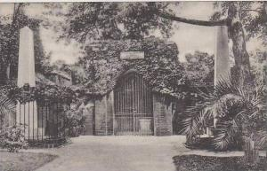 Virginia Mount Vernon Tomb Of General George Washington Albertype