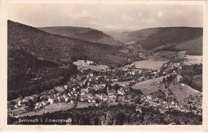 RP, Panorama, Herrenalb i. Echwarzwalb, Germany, 1920-40s