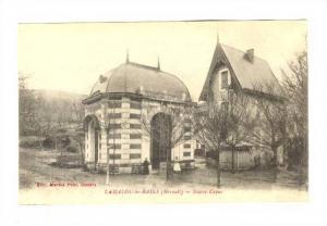 Lamalou-les-Bains (Herault) , France, 00-10s : Source Capus