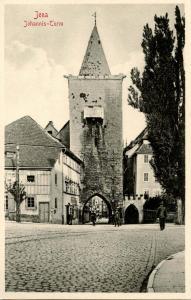Germany - Jena. Johannis Gate