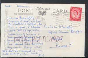 Genealogy Postcard - Sandford - Horfield Common Post Office, Horfield  RF4379