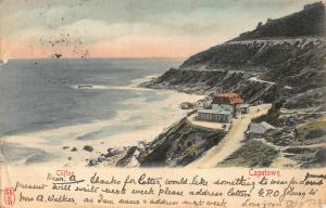 South Africa Clifton Capetown Esplanade Postcard