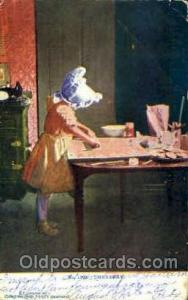 No. 1908  E.F.Branning's Cartino Card N.Y.City (Germany) Sun Bonnet, Bonnets ...