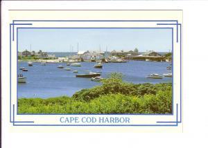 Cape Cod Harbor, Massachusetts, Balloons