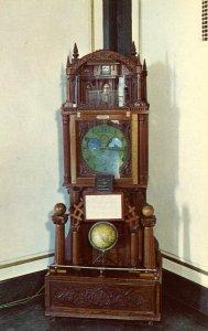 The Apostolic Clock at Buffalo & Erie County Historical Society