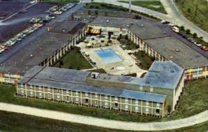 Sheraton Inn-Hopkins Airport Cleveland OH Unused