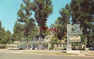 1968 PARRY LODGE, KANAB, UT