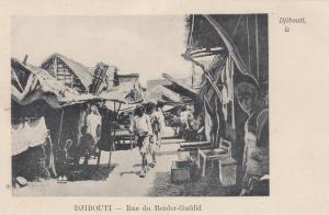 Rue du Bender Guedid, Djibouti, Africa, 1900-1910s