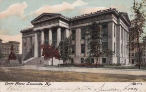 Court House, Louisville, Kentucky, PU-1908
