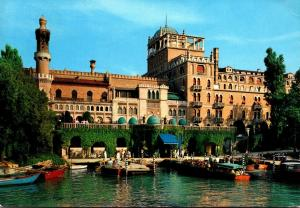 Italy Lido di Venezia Hotel Excelsior 1965