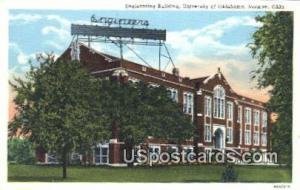 Engineering Building, University of Oklahoma Norman OK Unused
