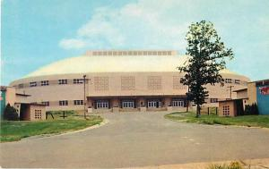 T.H. Barton Coliseum, Little Rock Arkansas AR