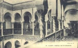 Alger Algeria, Africa, Interieur de I'Archeveche  Interieur de I'Archeveche