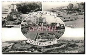 Old Postcard Eastbourne