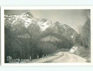 old rppc NICE VIEW Index - Near Gold Bar & Sultan & Woods Creek WA i8671
