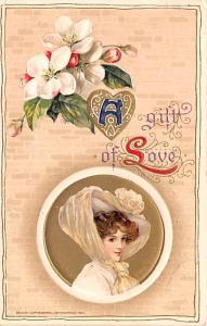 Publisher John Winsch, 1911 Artist Samuel Schmucker ? 1912