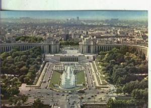 Postal: Francia-Paris