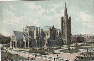 DUBLIN , Ireland , 1900-10s ; Cathedral