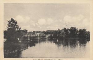 DUNNVILLE , Ontario , Canada, 1930s ; Byng Bridge