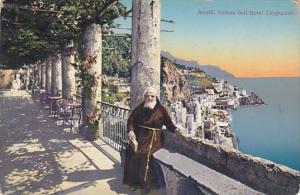 Italy Amalfi Veduta dall'Hotel Cappucini