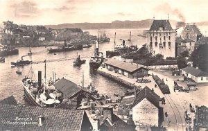 Bergen Faestningskalen Norway Unused