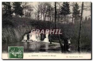Hirson - Cascade Blangis - Old Postcard