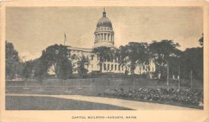 25173 ME, Capitol Building