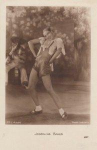 RP: Josephine Baker ,  1920s ; #3