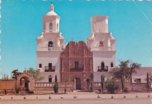 Arizona Tucson Mission San Xavier