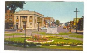 War Memorial, Charlottetown, Canada, 1940-1960s