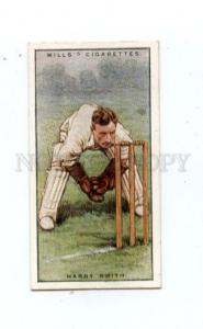 166945 Harry SMITH English cricketer old CIGARETTE card