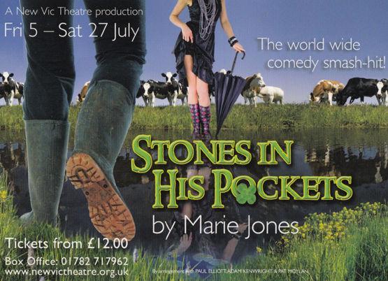 marie jones stones in his pockets