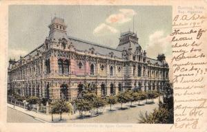 Buenos Aires Argentina Palace of Flowing Water Antique Postcard J40056