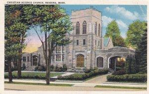 READING, Massachusetts, PU-1946; Christian Science Church