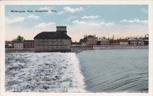 Ohio Zanesville The Muskingum Dam