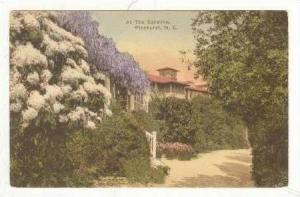 At The Carolina, Pinehurst, North Carolina, PU-1920