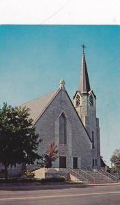 L'eglise Ste-Thérèse, Drummondville, Quebec, Canada,  PU-1974