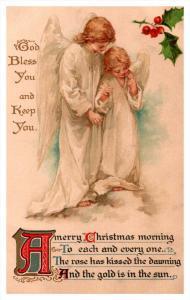 Christmas   Angels, Poem